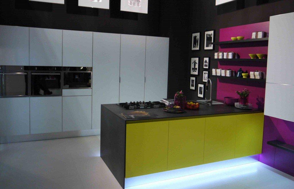 Kitchen-colours